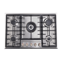 "Galanz 30"" Gas Cooktop in Stainless Steel"
