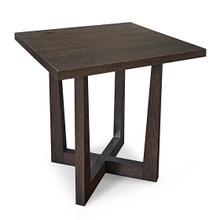 See Details - Liam Oak Square End Table