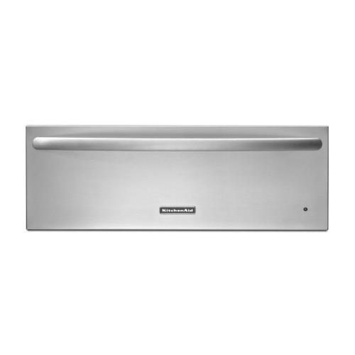 KitchenAid - 27'' Slow Cook Warming Drawer, Architect® Series II - Stainless Steel