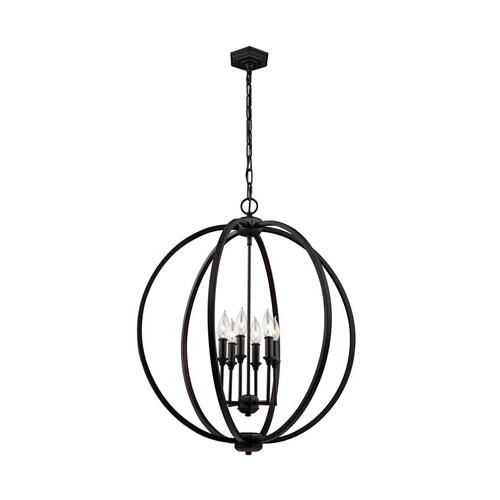Corinne Large Pendant Oil Rubbed Bronze