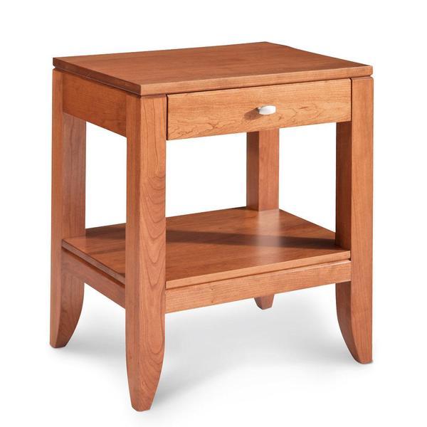 See Details - Justine Nightstand Table