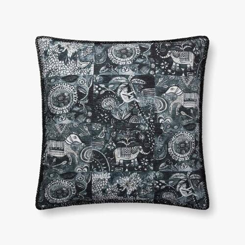 P0781 Charcoal Pillow