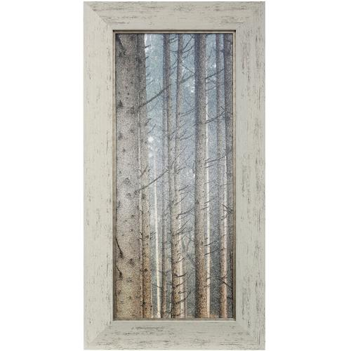 Style Craft - FOREST DREAMING II  31 X 59  Made in USA  Textured Framed Print