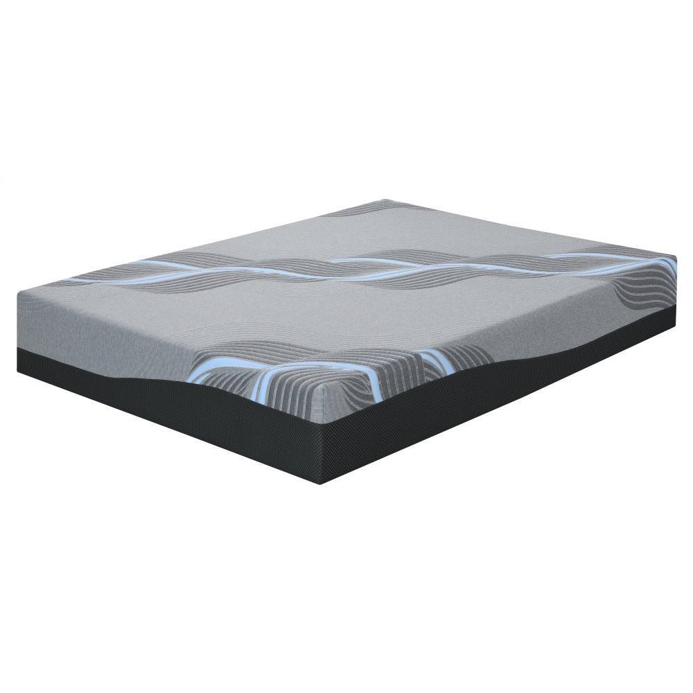 "Emerald Home Mattress Starlight II 12"" Gel-memory Foam Cal King 6/0 Es5212ckm-01"