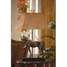 See Details - Horse Creek Table Lamp