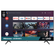 "43"" Class - H6570 Series - 4K UHD Hisense Android Smart TV (2019)"