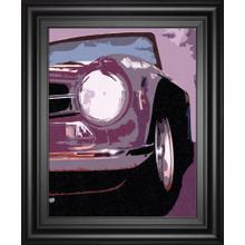"""Triumph Classis"" By Malcolm Sanders Framed Print Wall Art"