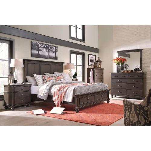 Aspen Furniture - 5 Drawer Chest