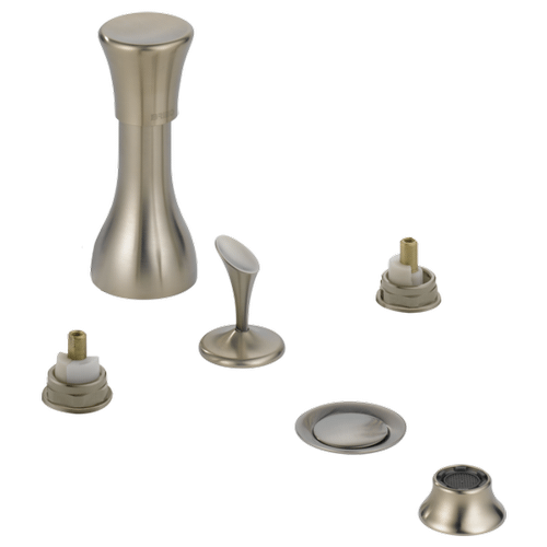 Two-handle Bidet Faucet - Less Handles