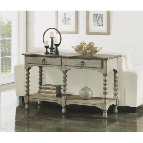 Plymouth Sofa Table with Drawers