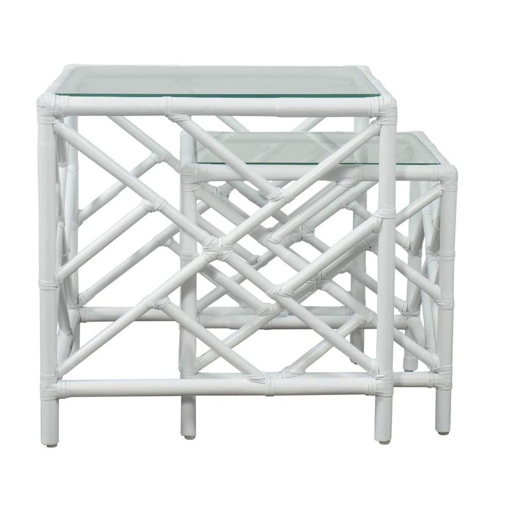 See Details - Chippendale Nesting Tables