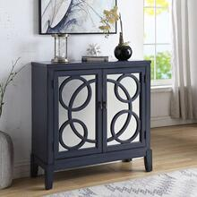 Aegean Blue 2-Door Chest
