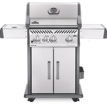 [CLEARANCE] Rogue 425 SIB with Infrared Side Burner , Stainless Steel , Propane. Clearance stock is sold on a first-come, first-served basis. Please call (717)299-5641 for product condition and availability.