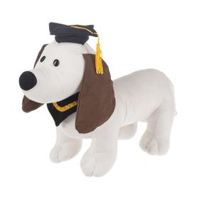 Write-On Grad Dog Keepsake