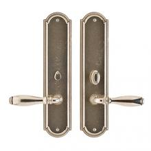 "Ellis Privacy Set - 3"" x 13"" Silicon Bronze Brushed"