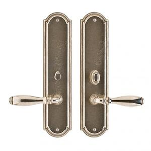 "Ellis Privacy Set - 3"" x 13"" Silicon Bronze Brushed Product Image"
