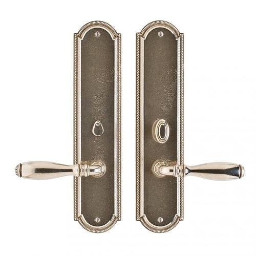 """Rocky Mountain Hardware - Ellis Privacy Set - 3"""" x 13"""" Silicon Bronze Light"""