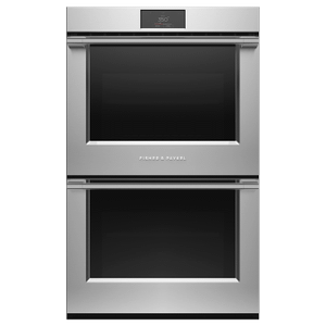 "Fisher & PaykelDouble Oven, 30"", 8.2 cu ft, 17 Function, Self-cleaning"