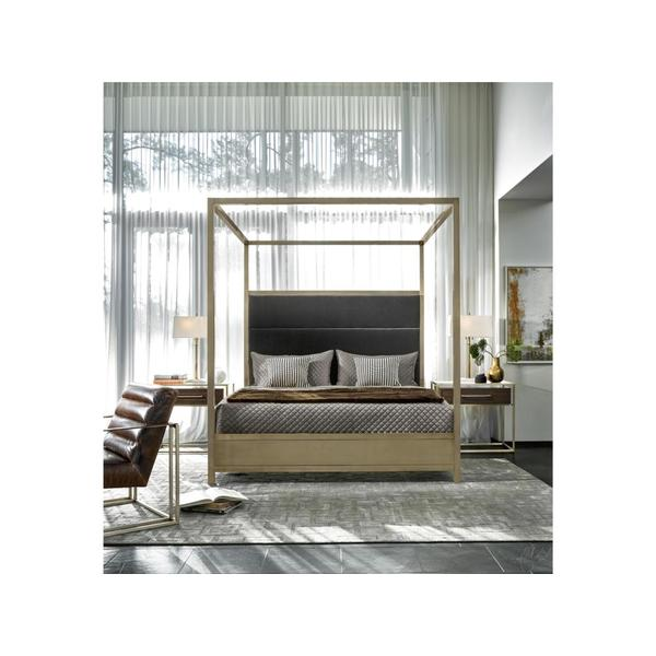 See Details - Harlow King Canopy Bed