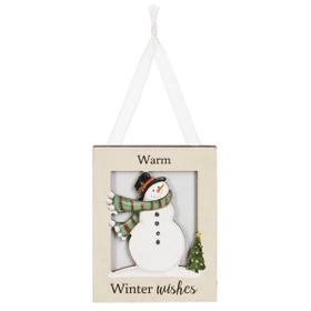 Ornament - Warm Winter Wishes
