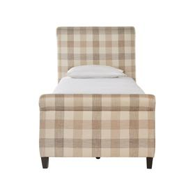 Cape May Upholstered Twin Bed