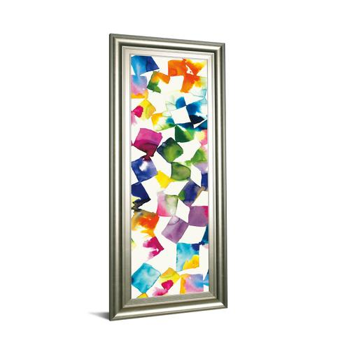 """""""Colorful Cubes Il"""" By Wild Apple Portfolio Framed Print Wall Art"""