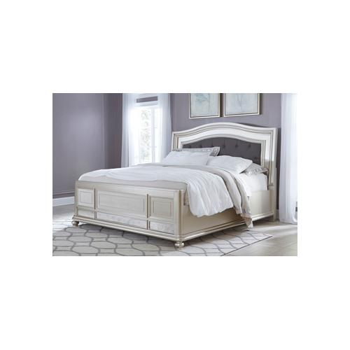 Ashley Furniture - Ashley Furniture B650 Coralayne Bedroom Set Houston Texas USA.