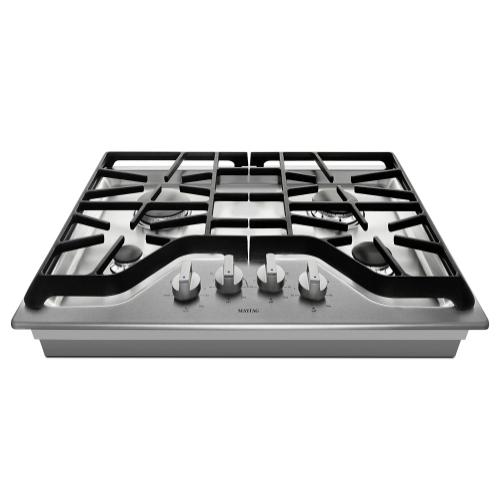 Gallery - 30-inch 4-burner Gas Cooktop with DuraGuard Protective Finish