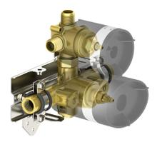 in2itiv thermostatic 3-way valve rough-in (CALGreen compliant)