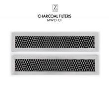 See Details - ZLINE Over the Range Microwave Charcoal Filters