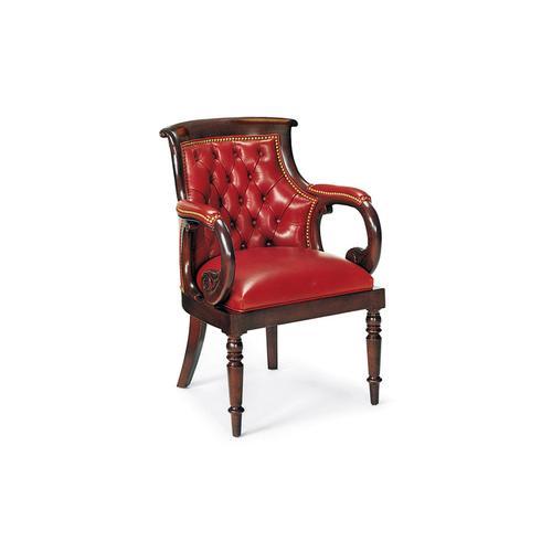 Jockey Club Tufted Chair