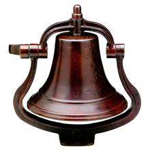 Large Bell - B12 White Bronze Dark