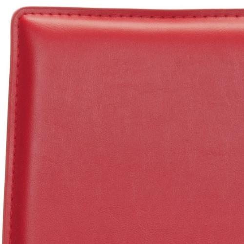 Janet 24 '' Counter Stool - Red