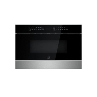 """24"""" NOIR™ Undercounter Microwave Oven with Drawer Design"""