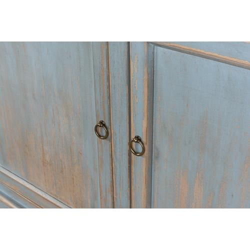 French Sideboard, Blue