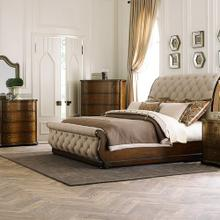 View Product - Queen Sleigh Bed, Dresser & Mirror, Night Stand