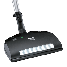 SEB 236 - Electro Premium - floorbrush especially wide for quick and deep cleaning of carpeting.