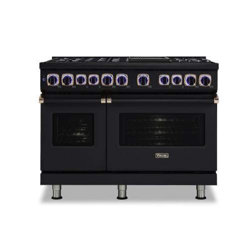 "Viking - 48"" Limited Edition Dual Fuel Range - VDR7482 Viking 7 Series"