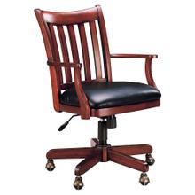 Guilford Medium Cherry Guilford Executive Office Chair