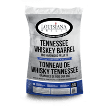 20lb Tennessee Whiskey Barrel (Free Shipping)