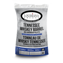 Louisiana Grills Pellets, 20lb, Tennessee Whiskey Barrel