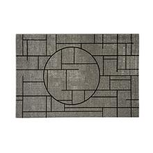Oriental design rug