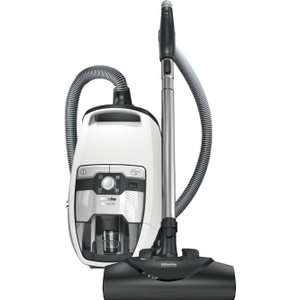 Miele  Blizzard CX1 Cat & Dog PowerLine - SKCE0 - Bagless canister vacuum cleaners with turbo brush for hard floor and low, medium-pile carpeting.