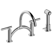 Bar/Prep Faucet with side spray