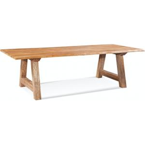 "Bellport 102"" Live Edge Dining Table"