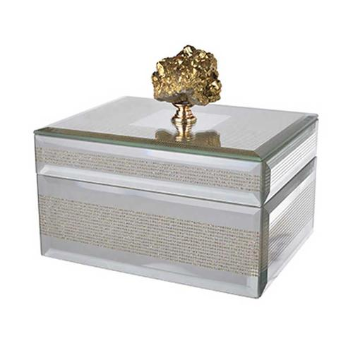 Sullivan Striped Box,Small