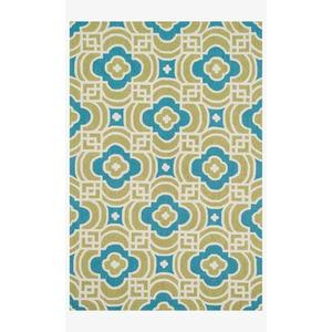 Gallery - FC-46 Lime / Blue Rug