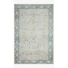 View Product - LEA-06 MH Natural / Denim Rug