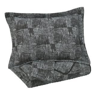 Jabesh 3-piece King Quilt Set