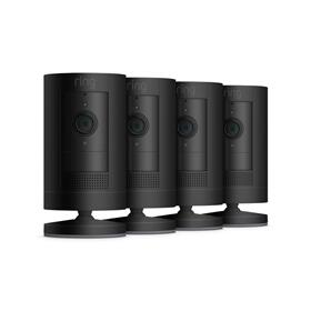 4-Pack Stick Up Cam Battery - Black